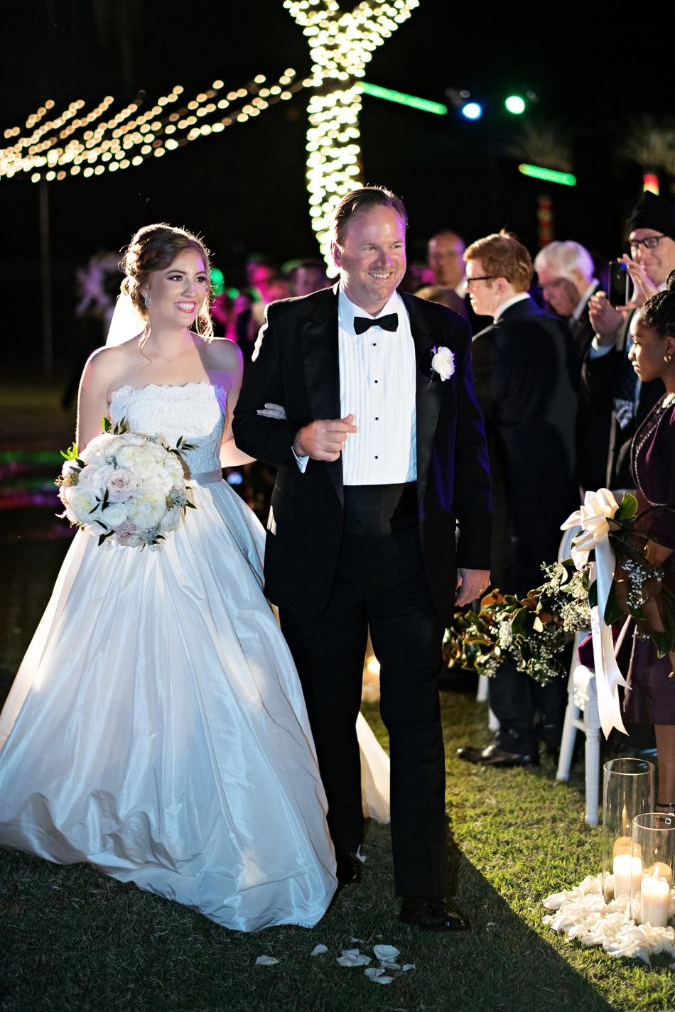 Luxury Backyard Wedding : Luxury Backyard New Years Eve Wedding  Orlando Wedding Photographer