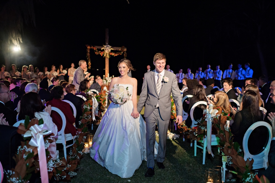 Luxury Backyard New Year S Eve Wedding Orlando Wedding