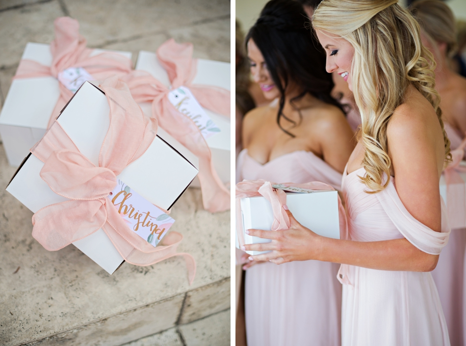 prairie letter shop hand calligraphy bridesmaids gifts