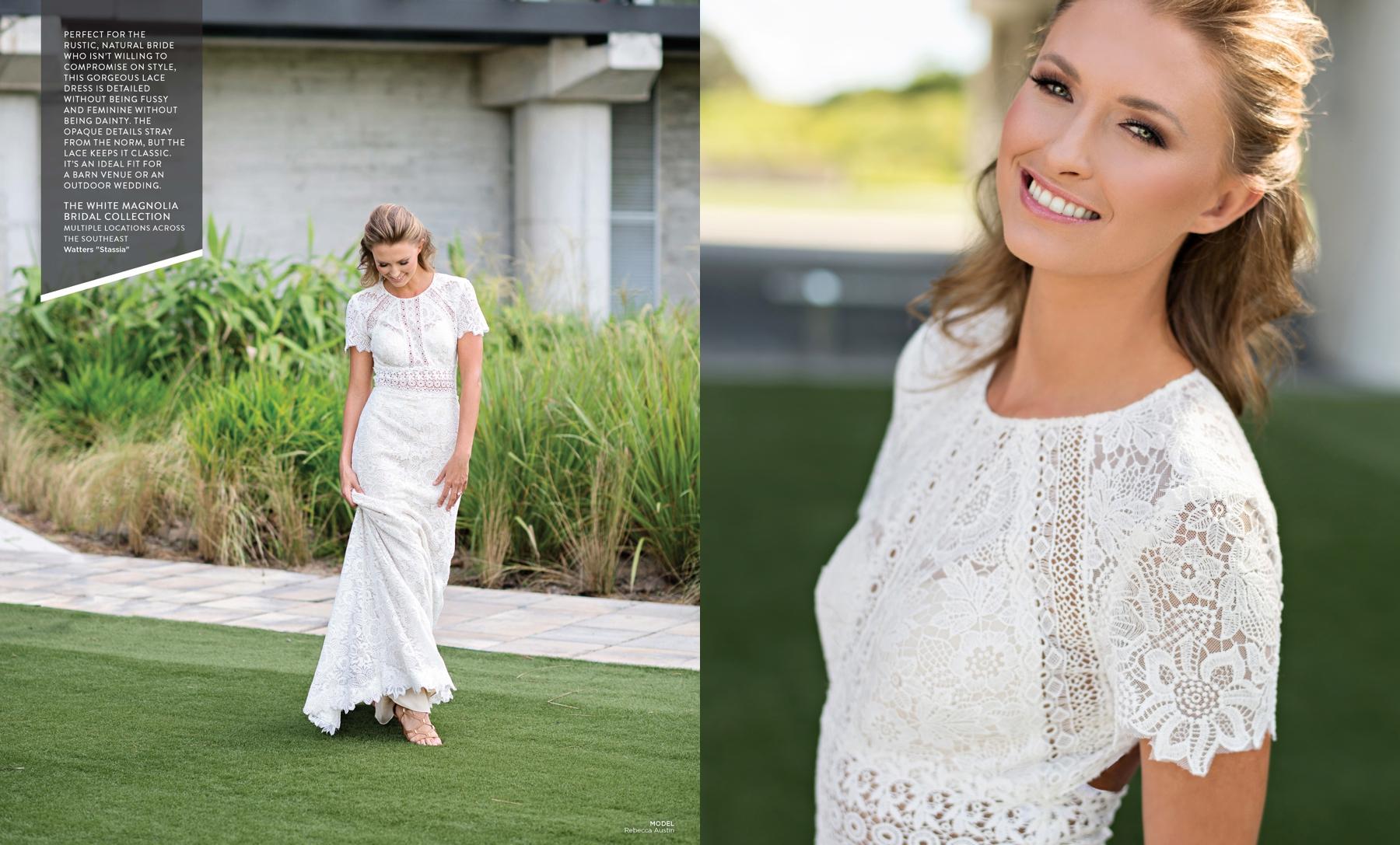 Watters Stassia wedding gown
