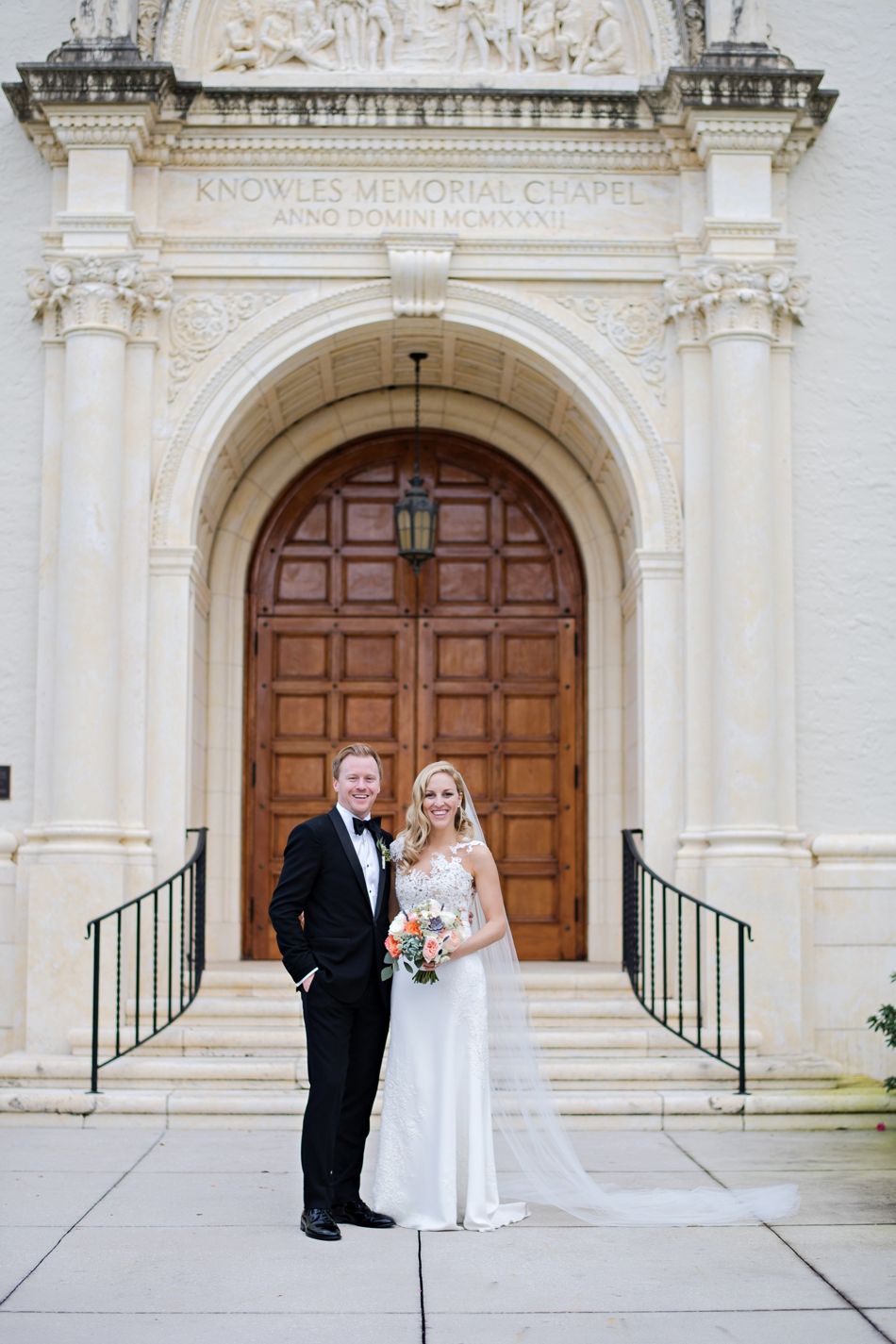 knowles memorial chapel wedding