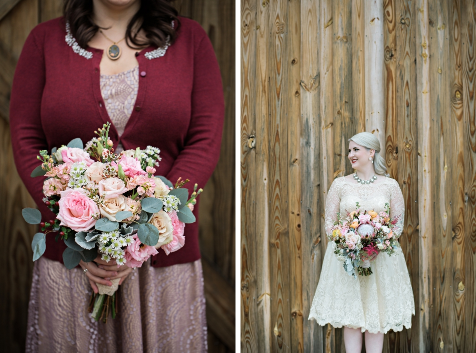 vintage wedding attire ideas