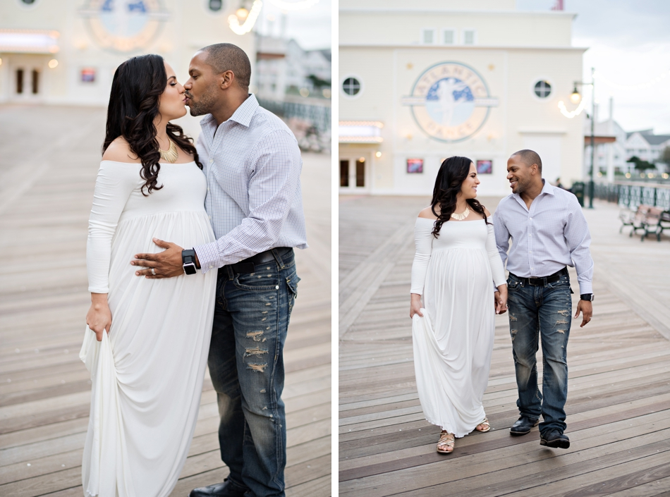 disney maternity session