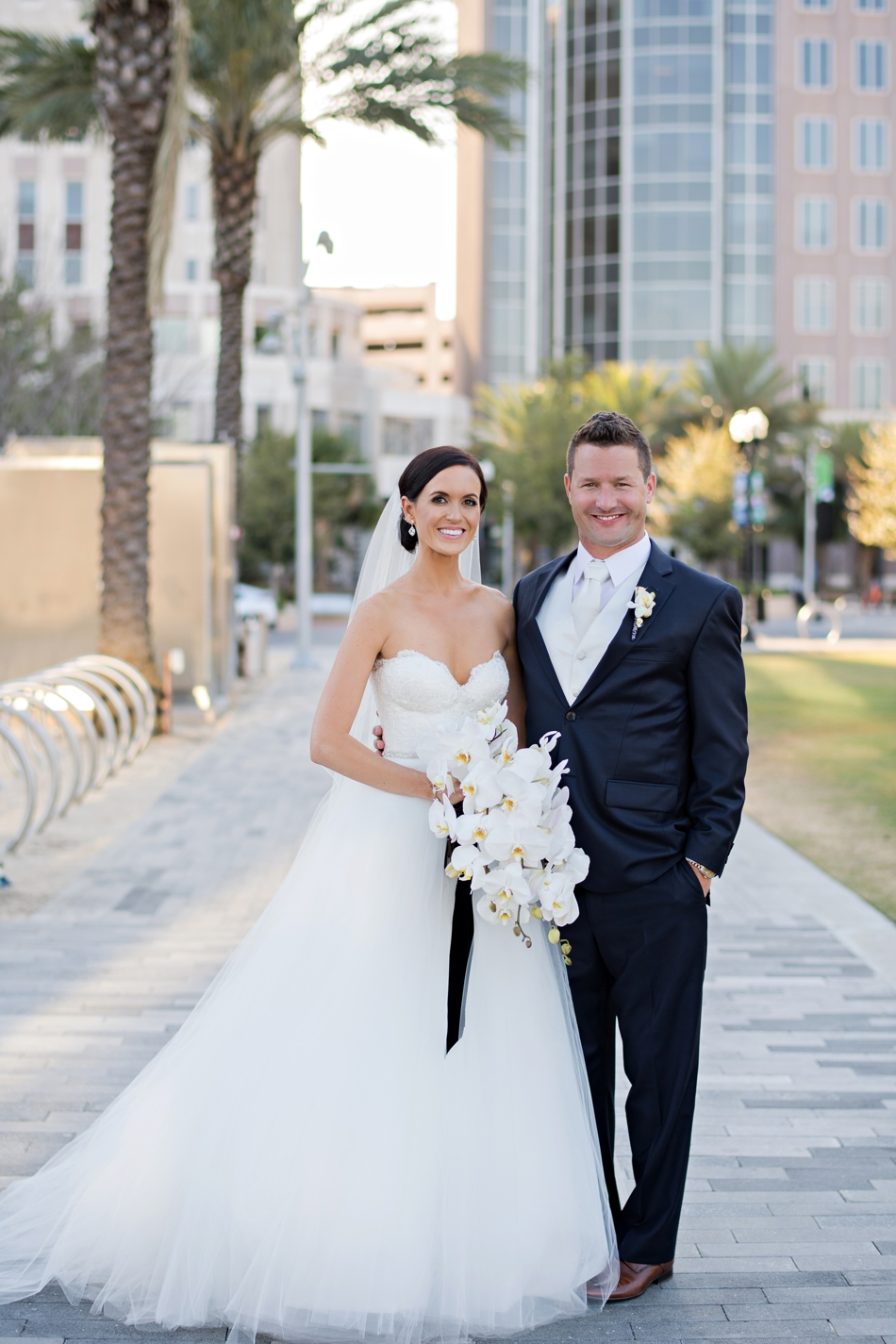 downtown orlando wedding photography