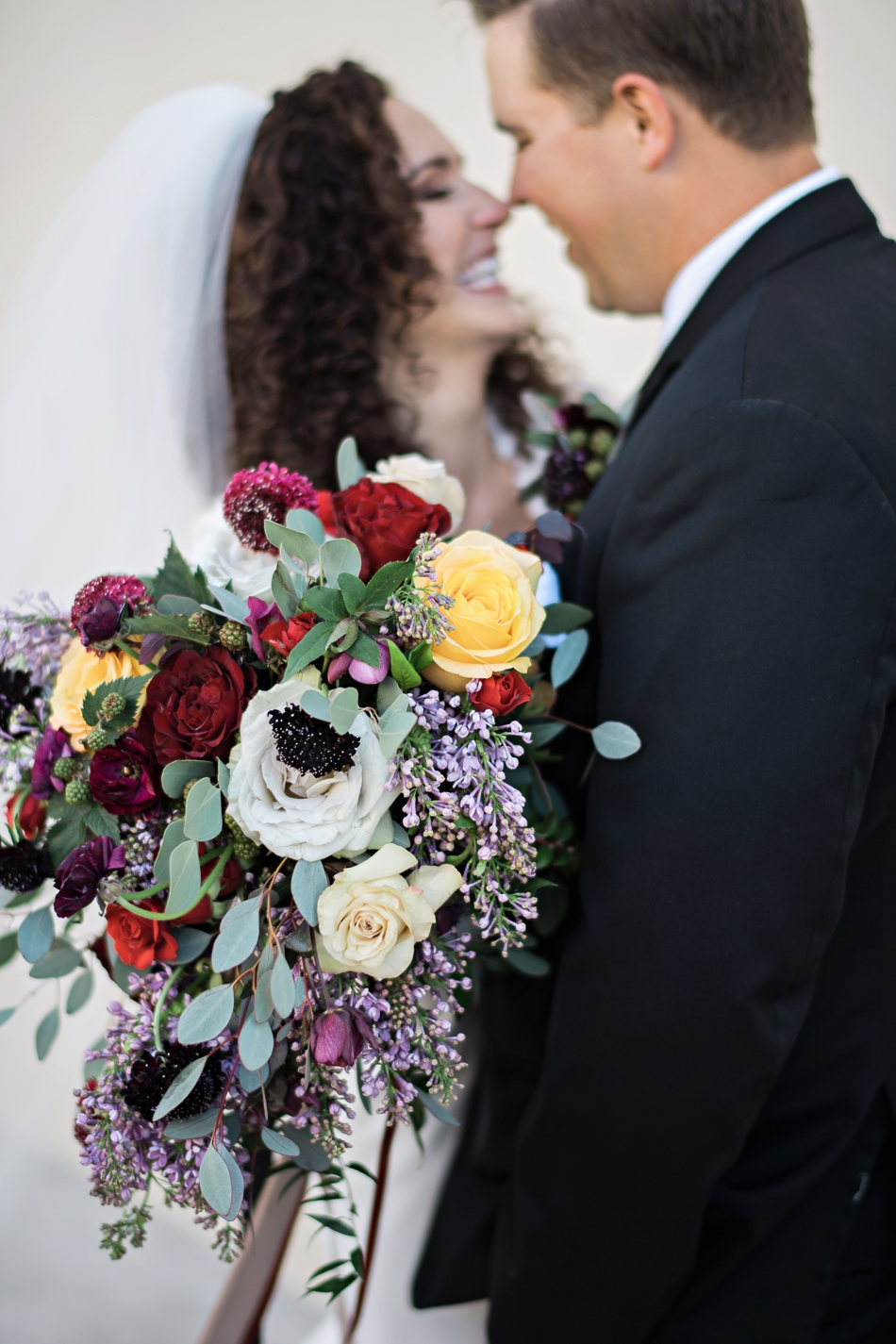 luxury wedding bouquet