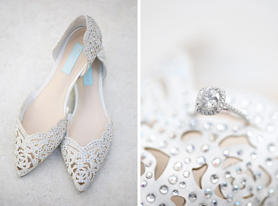 flat wedding shoe ideas
