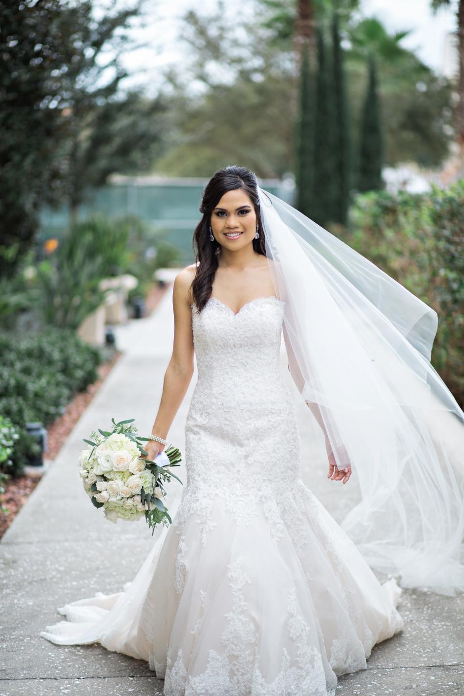 classic bridal style