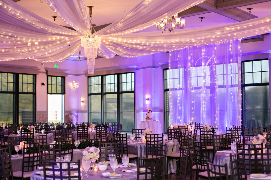 noah's event center reception