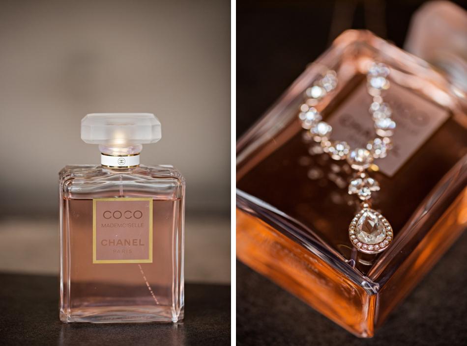 coco chanel wedding perfume, wedding earrings