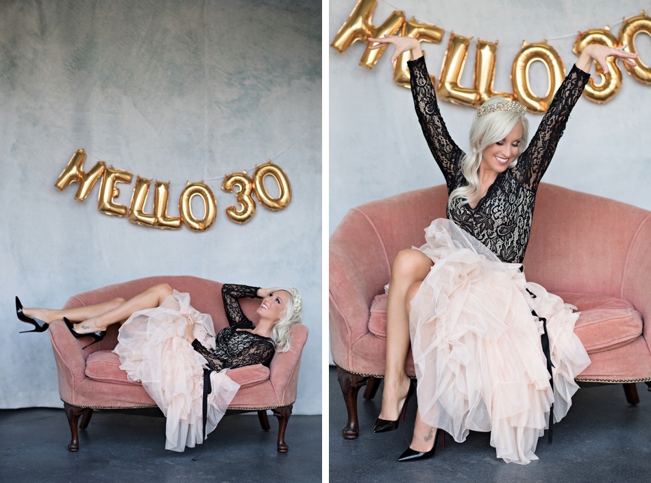 Shoot Hello 30 Balloons Ideas For 30th Birthday