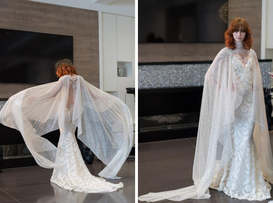 unique wedding gown