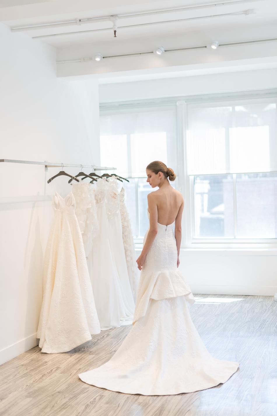 Lela Rose SS18 Bridal
