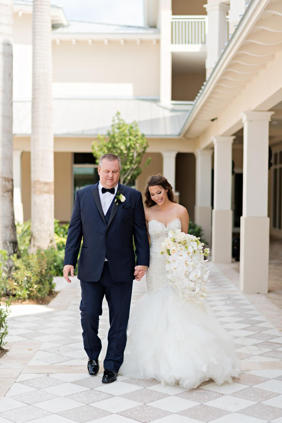 Destination UK Wedding In Key Largo Florida