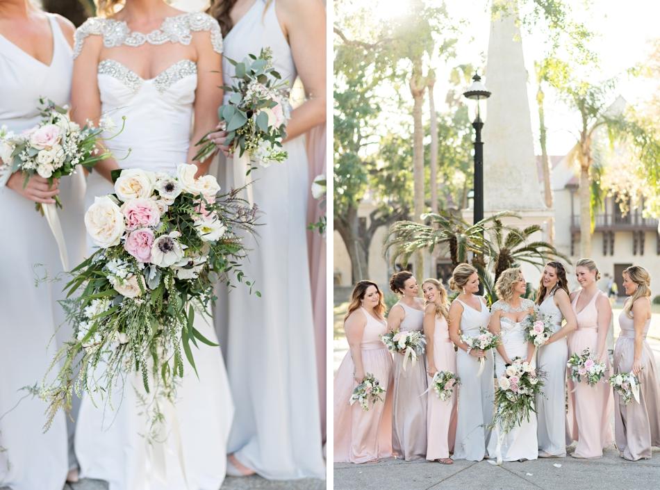 bridesmaids dress trends