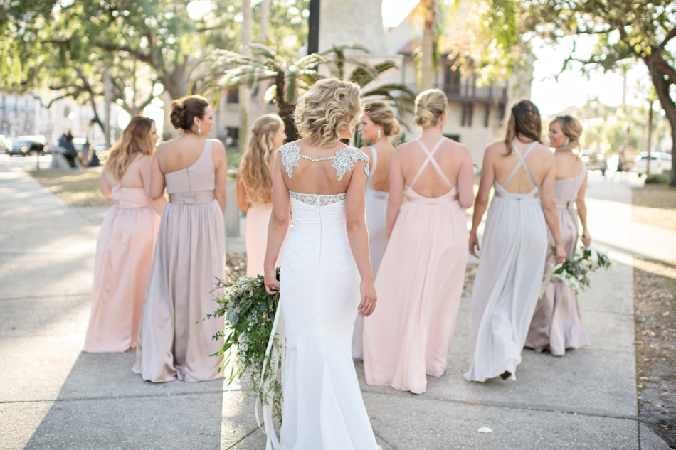 amazing wedding dress back