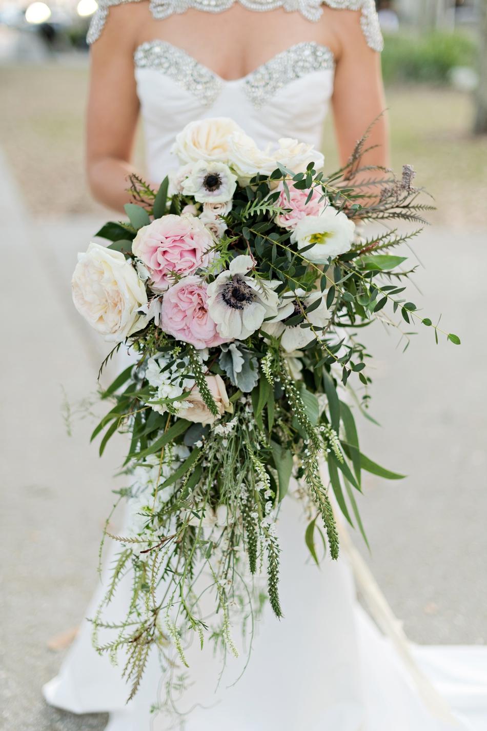 amazing bride bouquet