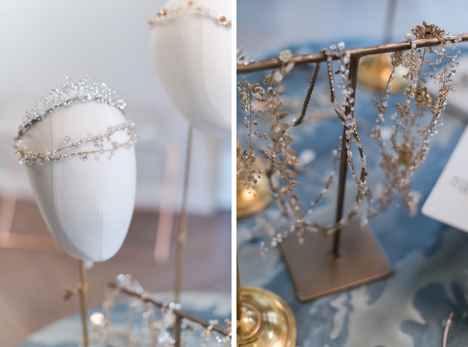 Untamed Petals wedding accessories