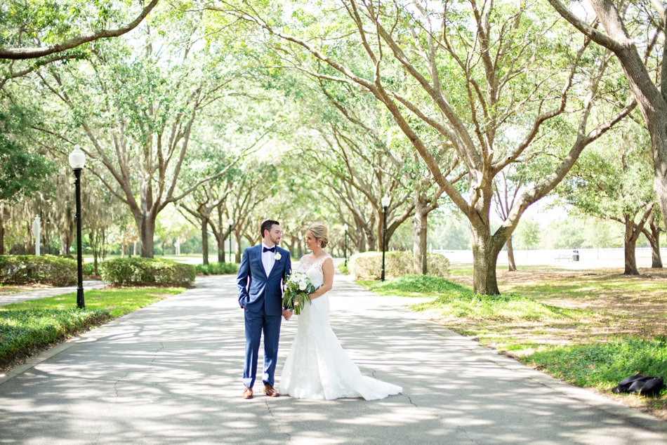 Trees and southern charm