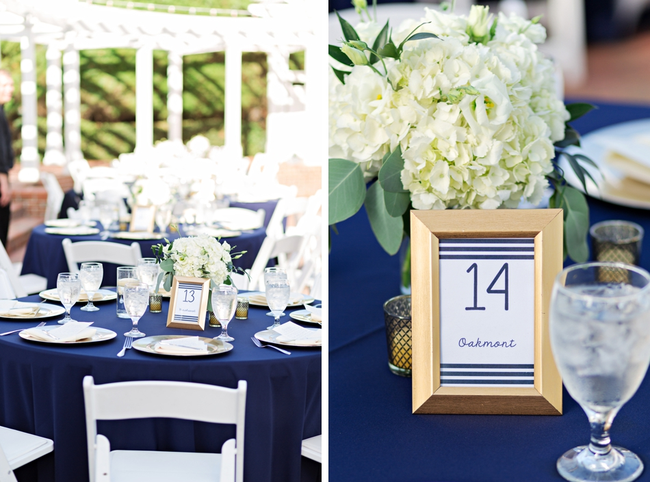 Classic elegance for reception