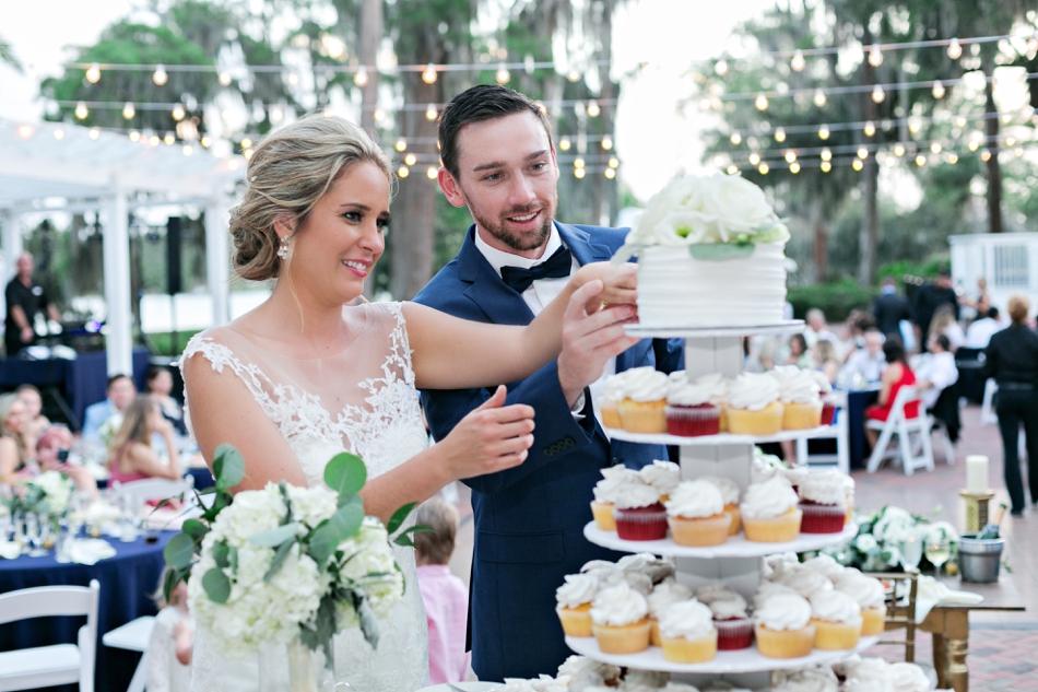 Interesting wedding cake options