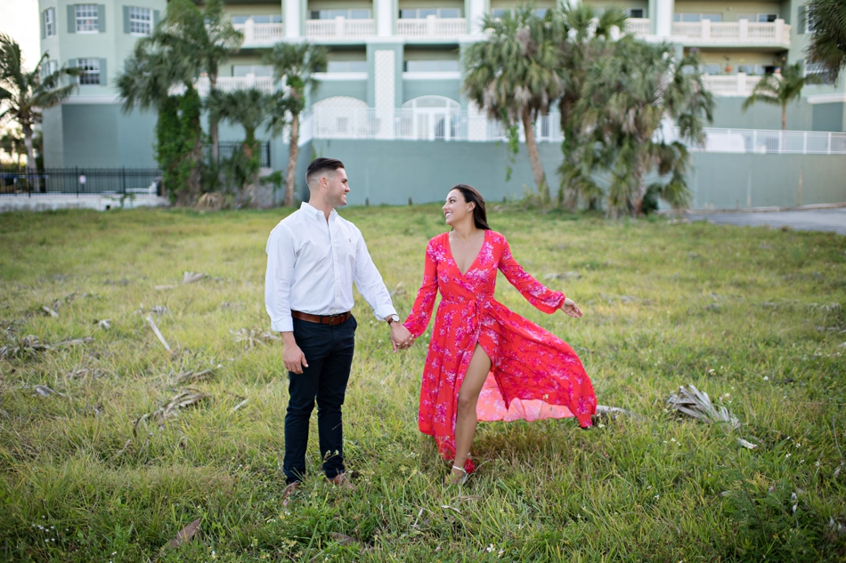 engagement photos in florida