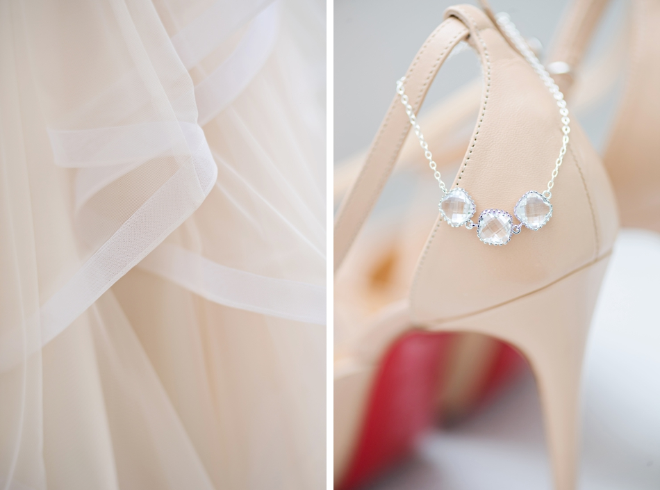 Nude Wedding details
