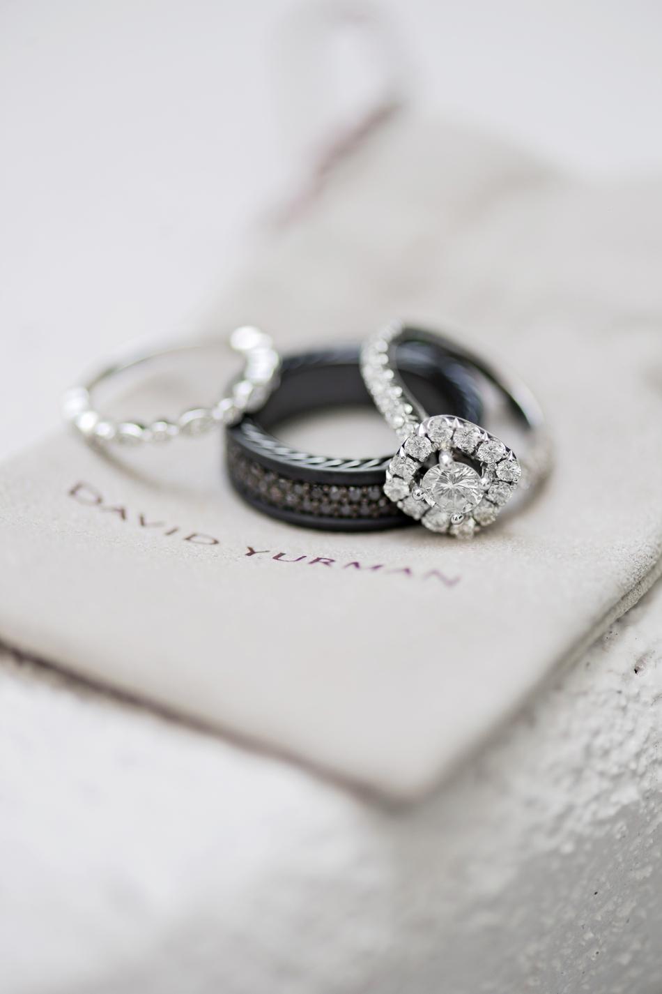 David Yurman wedding ring