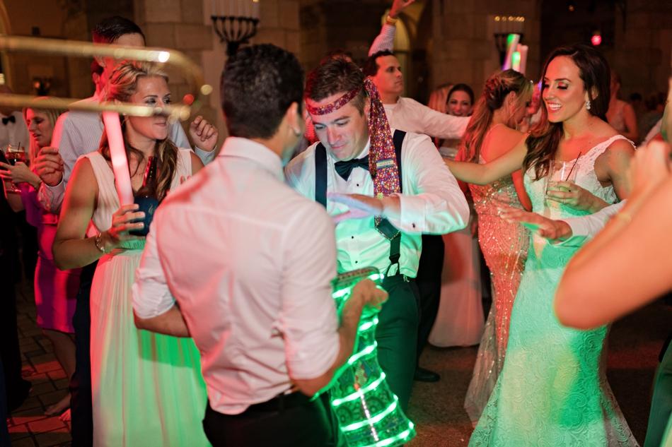 rock with u wedding band