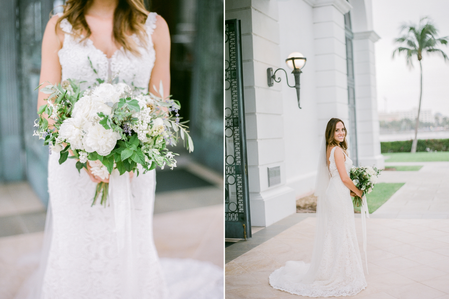 Film wedding photography in Miami