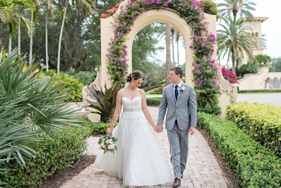 Frenchman's Reserve country club wedding