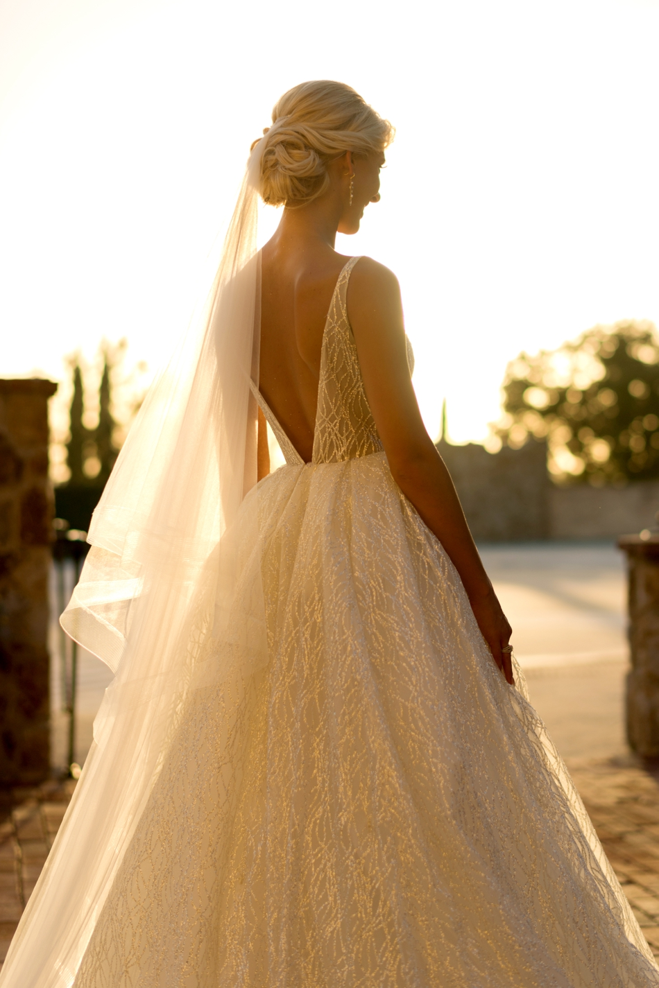 lazaro wedding ballgown