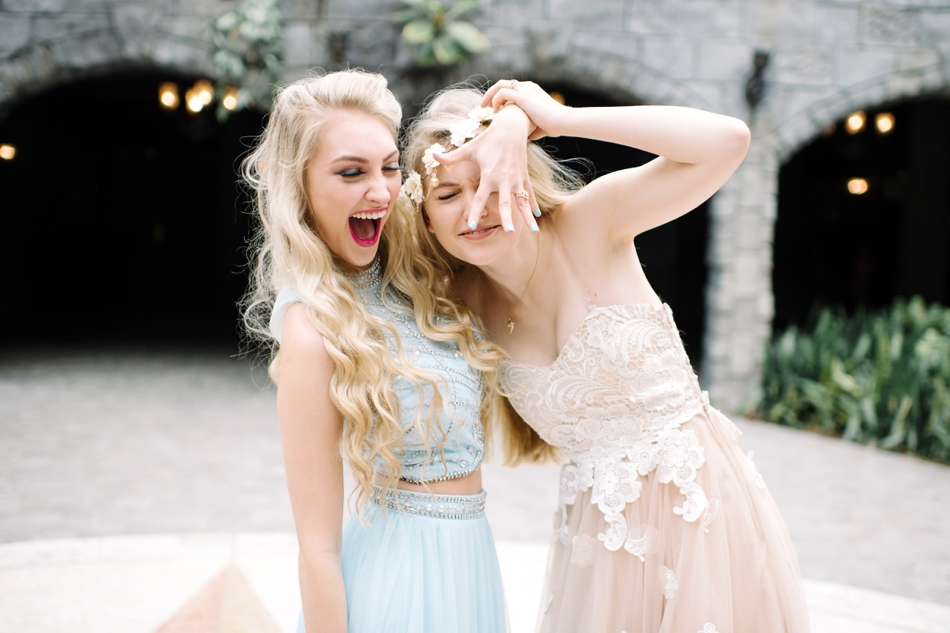 Anna Faith and Lexie Grace