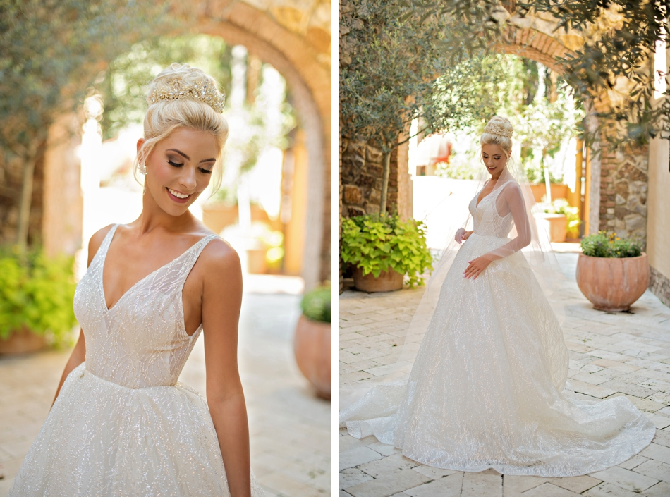 bella collina wedding dress