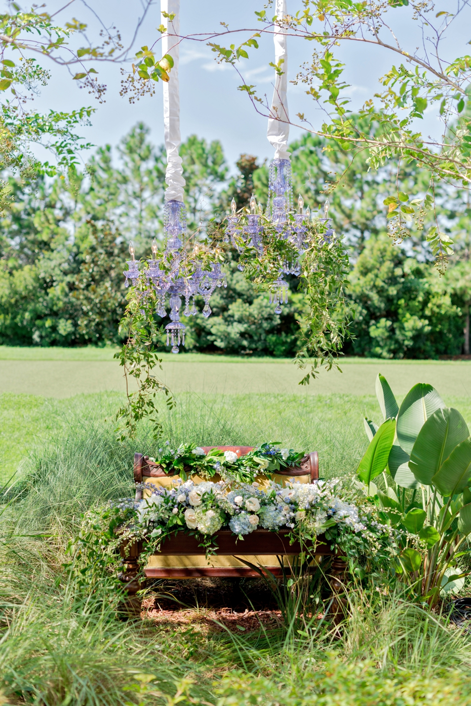 garden anniversary inspiration